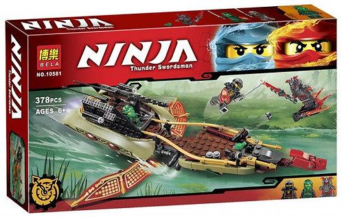 Коробка аналог Lego Ninjago Тень судьбы | 70623 | LEGOREPLICA