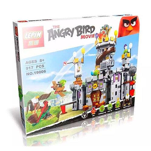 Коробка LEPIN Angry Birds Замок короля свинок | 75826 | IQREPLICA