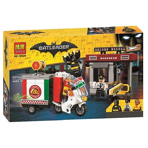 Коробка BELA Batman Специальная Доставка от Пугала | 70910 | IQREPLICA