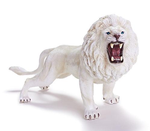 Фигурка Белый лев   23.5см