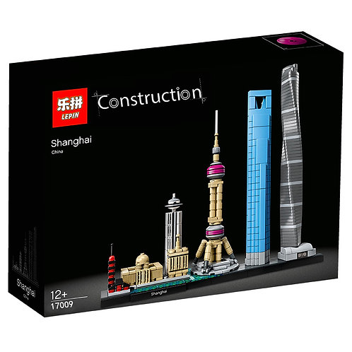 Конструктор LEPIN Шанхай   21039