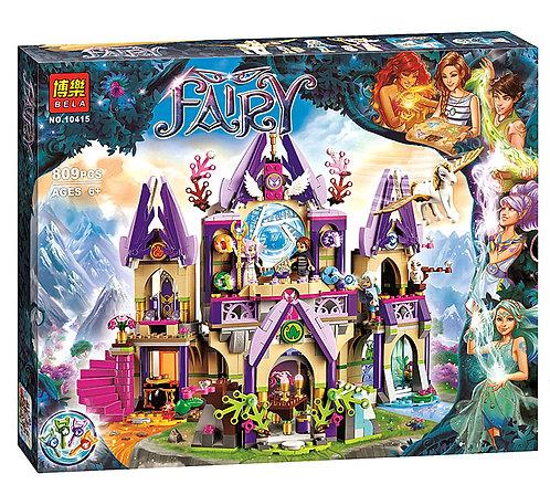 Коробка аналог Lego Elves Небесный замок Скайры | 41078 | LEGOREPLICA