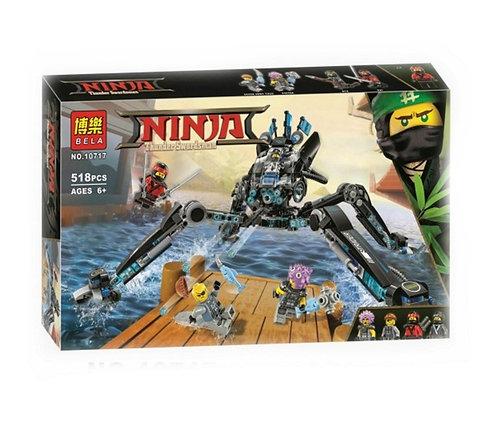 Коробка BELA Водяной Робот | 70611 | IQREPLICA