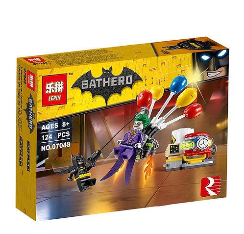 Коробка аналог Lego Batman Movie Побег Джокера на воздушном шаре | 70900 | LEGOREPLICA