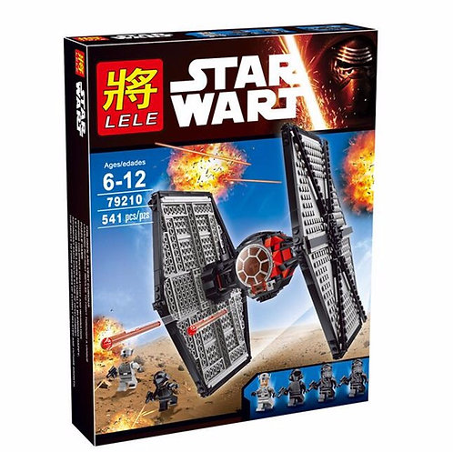 Коробка аналог Lego Star Wars Истребитель особых войск Первого Ордена | 75101 | LEGOREPLICA
