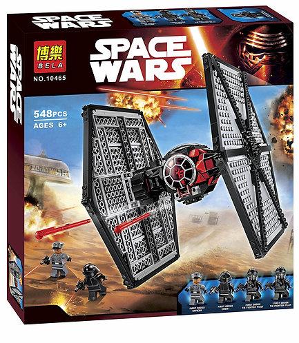 Коробка BELA Star Wars Истребитель особых войск Первого Ордена | 75101 | IQREPLICA