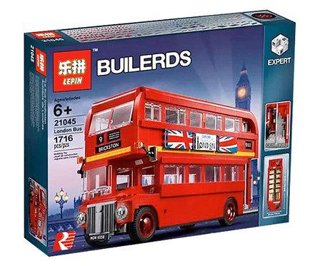 Коробка LEPIN Technic Series Лондонский автобус | 10258 | IQREPLICA