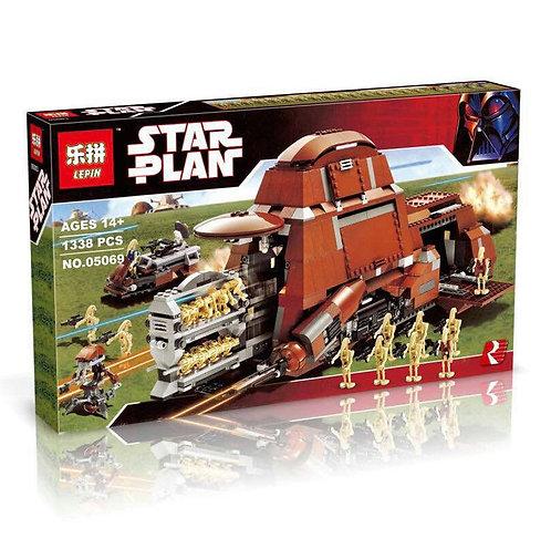 Коробка аналог Lego Star Wars МТТ Торговой Федерации | 7662 | LEGOREPLICA