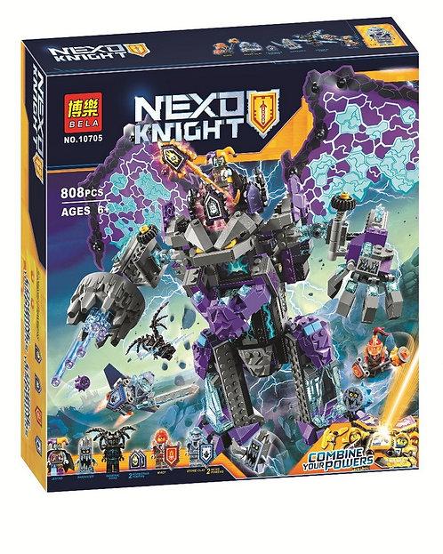 Коробка аналог Lego Nexo Knights Каменный великан-разрушитель | 70356 | IQREPLICA