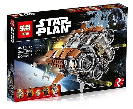 Коробка LEPIN Star Wars Квадджампер Джакку | 75178 | IQREPLICA
