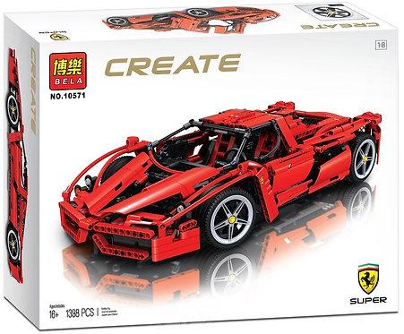 Коробка BELA Enzo Ferrari | 8653 | IQREPLICA