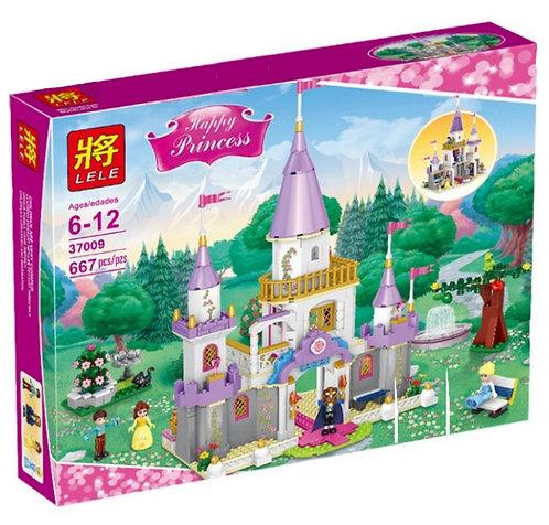 Коробка LELE Disney Белль в гостях у Золушки | IQREPLICA