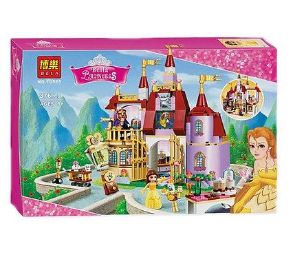 Коробка LELE Disney Заколдованный замок Белль | 41067 | IQREPLICA