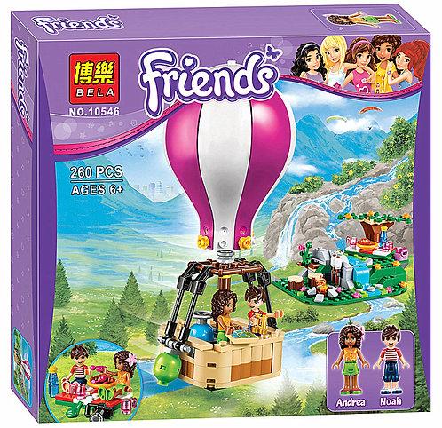 Коробка аналог Lego Friends Воздушный шар | 41097 | LEGOREPLICA