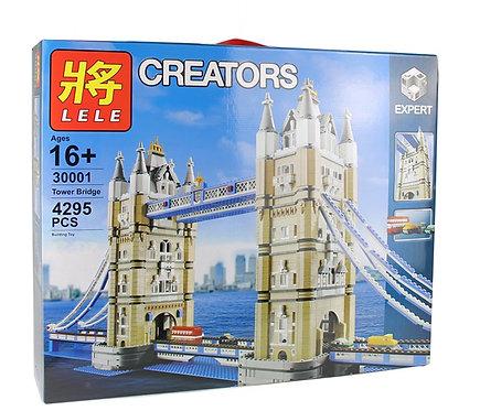 Коробка аналог Lego Creator Тауэрский Мост   10214   IQREPLICA
