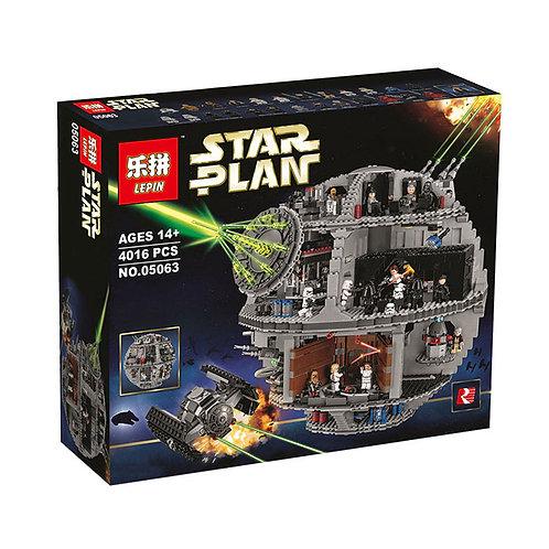 Коробка аналог Lego Star Wars Звезда Смерти | 75159 | LEGOREPLICA