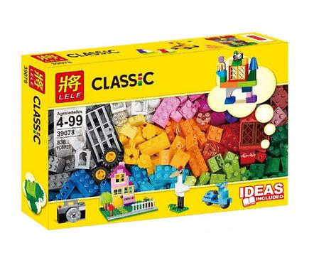 Коробка LELE Classic Набор для творчества большого размера   10698   IQREPLICA