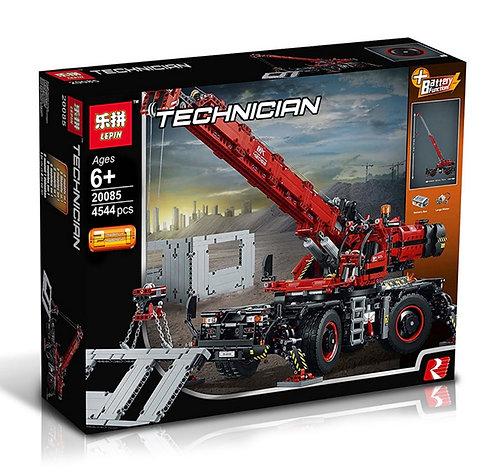 Конструктор LEPIN Подъёмный кран для пересечённой местности | 42082