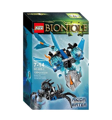 Коробка KSZ Bionicle Акида - Тотемное животное Воды | 71302 | IQREPLICA