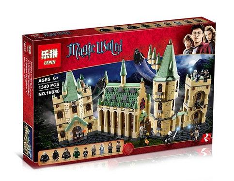 Коробка LEPIN Harry Potter Большой Замок Хогвартс   4842   IQREPLICA