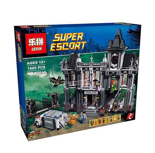Коробка аналог Lego Batman Movie Побег из клиники Аркхэм | 10937 | LEGOREPLICA