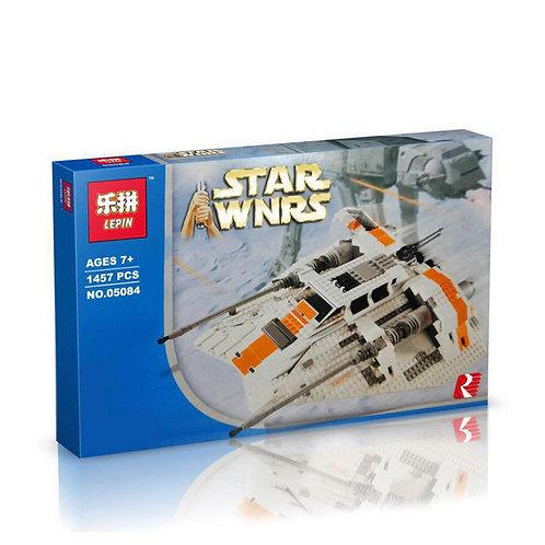 Коробка аналог Lego Star Wars Снежный спидер повстанцев | 75144 и 10129 | LEGOREPLICA