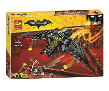 Коробка BELA Бэтмолёт Batwing | 70916  | IQREPLICA
