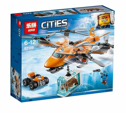 Конструктор LEPIN Арктический вертолёт | 60193