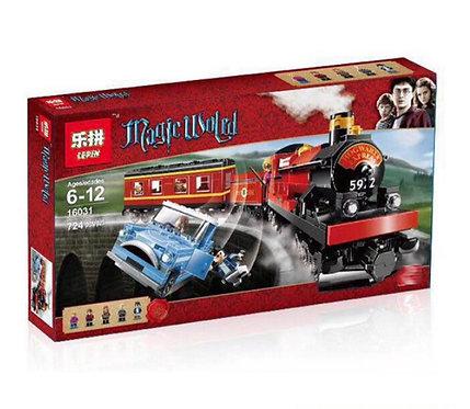 Конструктор LEPIN Поезд Хогвартс-экспресс   4841