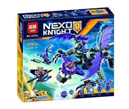 Коробка LEPIN Nexo Knights Series Летающая Горгулья | 70353 | IQREPLICA