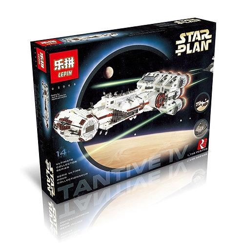 Коробка аналог Lego Star Wars Блокадный корабль повстанцев Тантив 4 | 10019 | LEGOREPLICA
