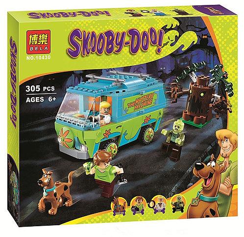 Коробка BELA Scooby Doo Фургончик тайн   75902   IQREPLICA