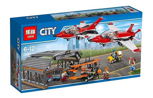 Коробка LEPIN City Series Авиашоу | 60103 | IQREPLICA