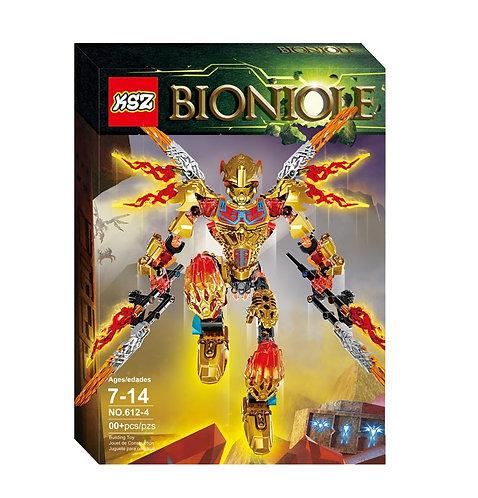 Коробка KSZ Bionicle Таху и Икир - Объединение Огня | IQREPLICA