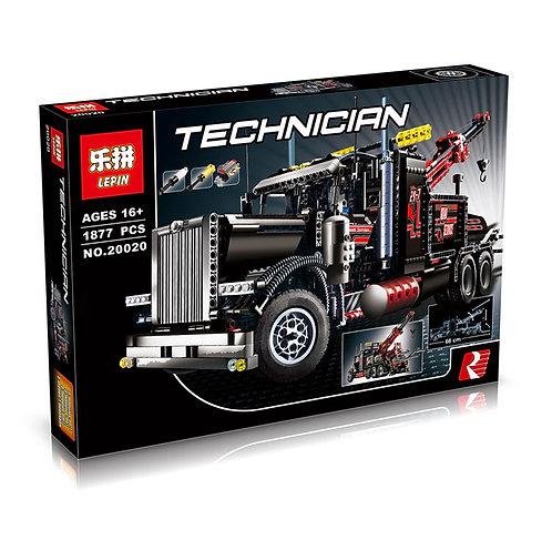 Коробка аналог Lego Technic Буксировщик тягач | 8285 | LEGOREPLICA
