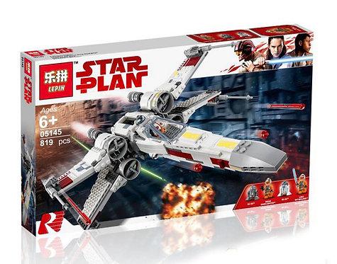 Конструктор LEPIN Звёздный истребитель типа Х | 75218