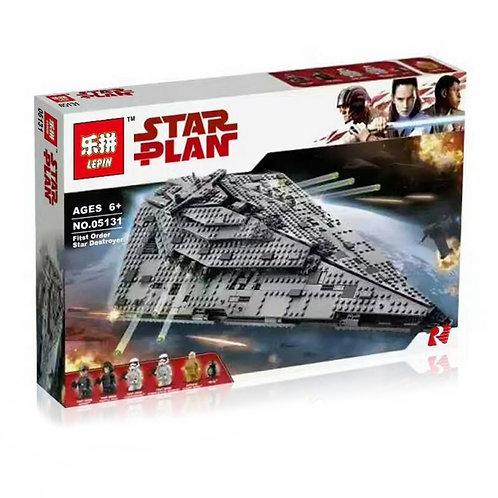 Коробка LEPIN Звездный разрушитель первого ордена   75190   IQREPLICA