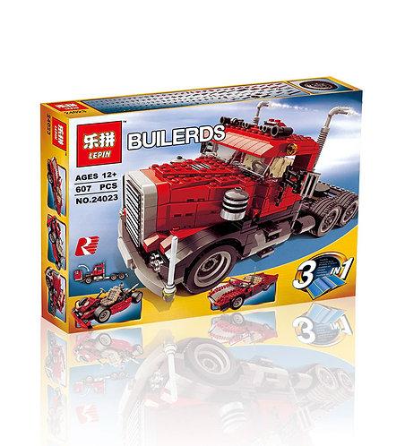 Коробка аналог Lego Creator Тягач Big Rig | 4955 | LEGOREPLICA