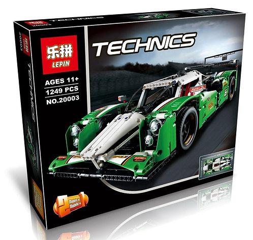 Коробка аналог Lego Technic Гоночный автомобиль   42039   LEGOREPLICA