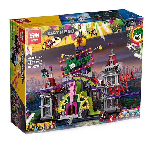 Коробка LEPIN Поместье Джокера   70922   IQREPLICA