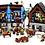 Конструктор аналог Lego Castle Средневековый рынок | 10193 | LEGOREPLICA