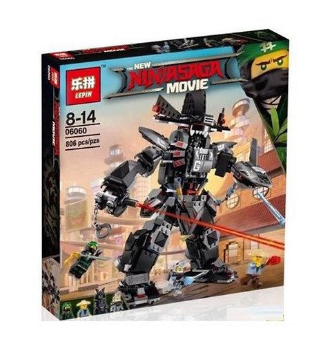 Коробка LEPIN Ninjago Series Робот Гарм | 70613 | IQREPLICA