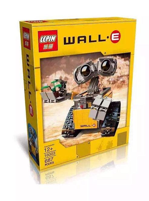 Конструктор аналог Lego Ideas Series ВАЛЛ-И | 21303 | LEGOREPLICA