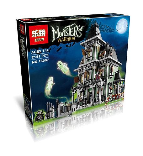 Коробка аналог Lego Monster Fighters Series Дом с привидениями | 10228 | LEGOREPLICA