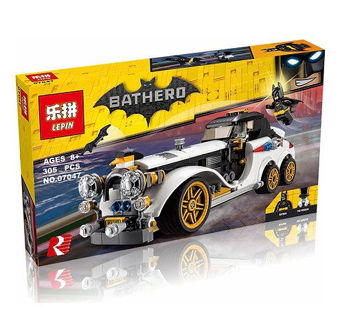 Коробка аналог Lego Batman Movie Series Автомобиль Пингвина | 70911 | LEGOREPLICA