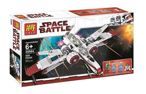 Коробка LELE Star Wars Звездный истребитель ARC-170 Starfighter | 8088 | IQREPLICA
