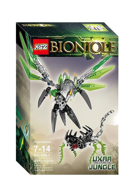 Коробка KSZ Bionicle Уксар - Тотемное животное Джунглей | 71300 | IQLEPLICA