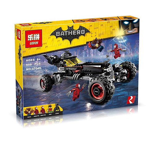 Коробка аналог Lego Batman Movie Series Бэтмобиль | 70905 | LEGOREPLICA