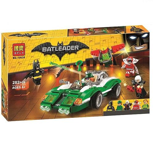 Коробка BELA Batman Гоночный автомобиль Загадочника | 70903 | IQREPLICA