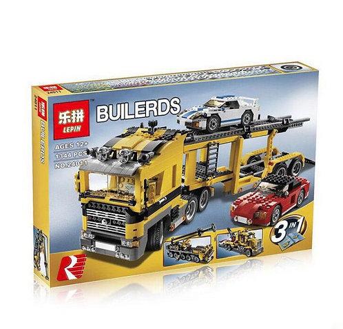 Коробка аналог Lego Creator Автовоз | 6753 | LEGOREPLICA